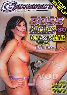 Boss Bitches #30 - Your ASS Is Mine Box Cover
