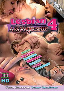 Lesbian Ass Worship 4 Box Cover