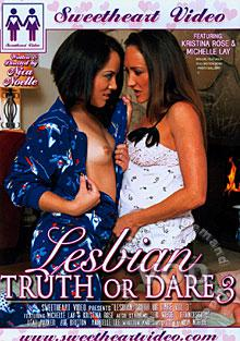 Lesbian Truth Or Dare 3 Box Cover