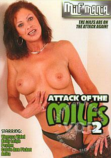 Attack Of The MILFs 2 Box Cover