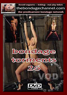 Bondage Torments 26 Box Cover