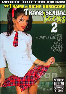 Transsexual Teens 2 Box Cover