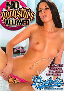 No Pornstars Allowed Box Cover