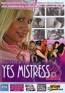 Yes Mistress 2 Box Cover