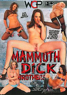 Mammoth Dick Brothers Box Cover
