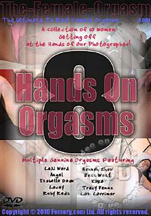 Hands On Orgasms 8 Box Cover