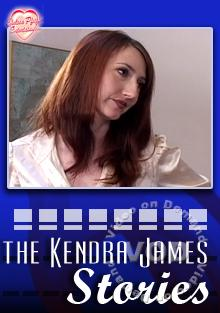 The Kendra James Stories Box Cover