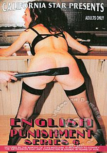 English Punishment Series 6 Box Cover