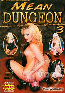 Mean Dungeon 3 Box Cover