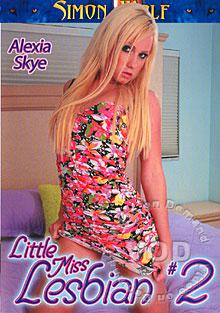 Little Miss Lesbian #2 Box Cover