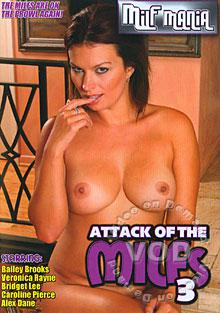 Attack Of The MILFs 3 Box Cover