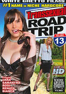 Transsexual Road Trip Volume 13 Box Cover