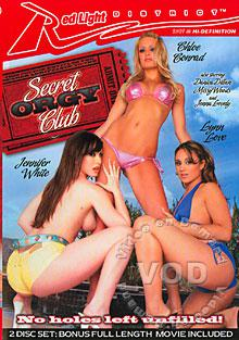 Secret Orgy Club Box Cover