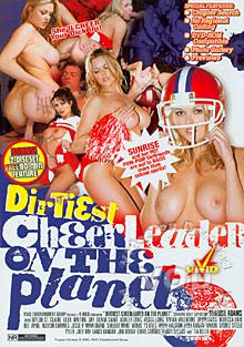 Dirtiest Cheerleader On The Planet Box Cover