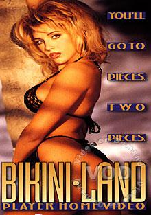 Bikini Land Box Cover