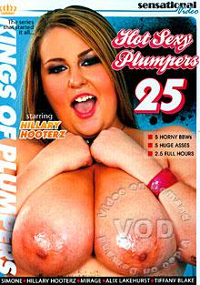 Hot Sexy Plumpers 25 Box Cover