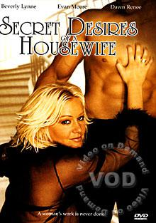 Secret Desires Of A Housewife Box Cover