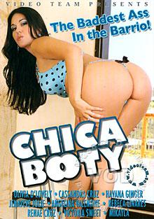 Chica Booty Box Cover