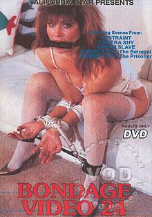 Bondage Video 24 Box Cover