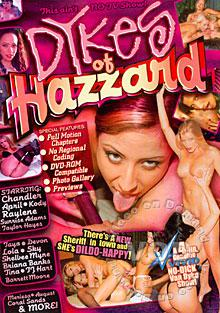 Dykes Of Hazzard Box Cover
