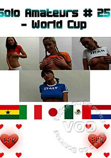 Solo Amateurs #25 - World Cup Box Cover