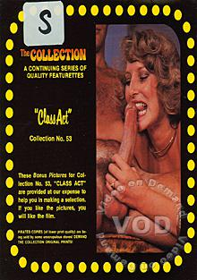 Collection 53 - Class Act Box Cover