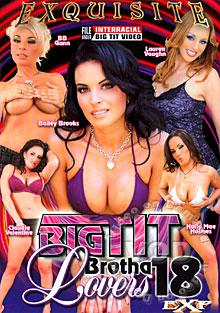 Big Tit Brotha Lovers 18 Box Cover