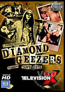 Diamond Geezers Box Cover