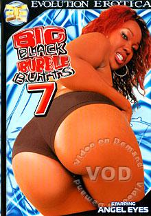 Big Black Bubble Butts 7