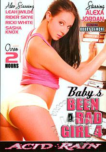 Baby's Been A Bad Girl 4 Box Cover