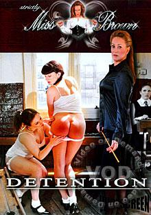 Detention Box Cover