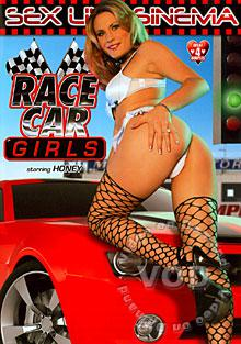 Race Car Girls Box Cover