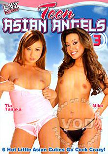 Teen Asian Angels 3 Box Cover