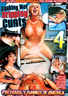 Soaking Wet Dripping Cunts Box Cover