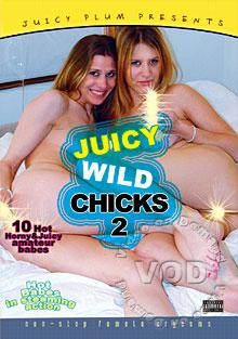Juicy Wild Chicks 2 Box Cover