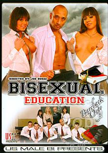 Bisexual Education Box Cover