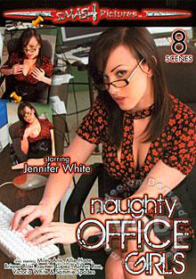 Naughty Office Girls Box Cover