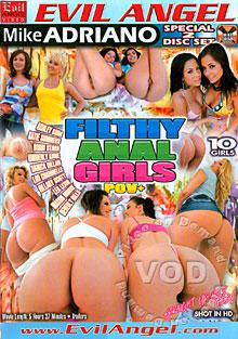 Filthy Anal Girls (Disc 1)