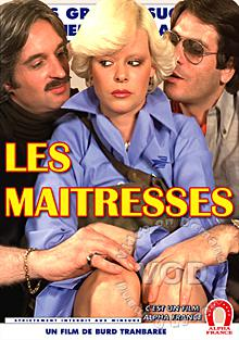 The Mistresses (French Language) Box Cover