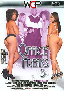 Office Freaks 5 Box Cover