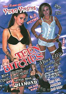Teen Bitches Box Cover