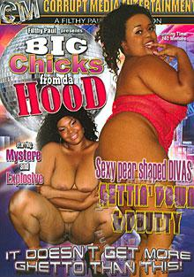 Big Chicks From Da Hood Box Cover