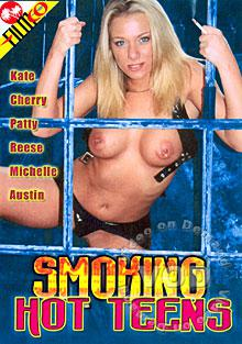 Smoking Hot Teens Box Cover