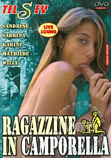 Ragazzine In Camporella Box Cover
