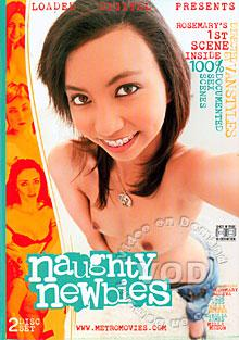 Naughty Newbies (Disc 1)