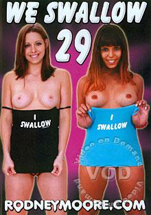 We Swallow 29 Box Cover