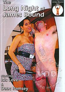 The Long Night Of James Bound Box Cover