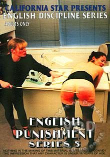 English Punishment Series 5 Box Cover