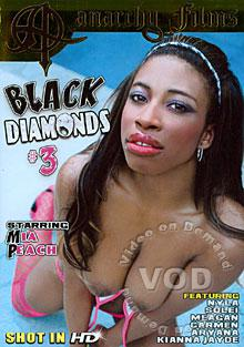 Black Diamonds #3 Box Cover