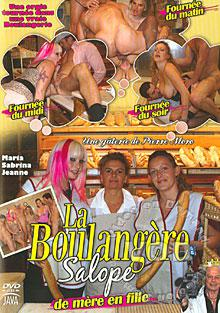 Le Boulangere Salope Box Cover